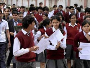 CBSE class 12th result 2018 declared